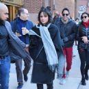 Camila Cabello – Leaves Z100 studios in New York