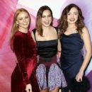 Peyton R List – LA Art Show Opening Night Gala in Los Angeles - 454 x 529