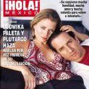 Ludwika Paleta and Plutarco Haza