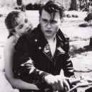 Amy Locane and Johnny Depp in Cry-Baby (1990) - 400 x 254