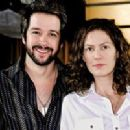 Patrícia Pillar and Murilo Benício