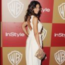 Emmanuelle Chriqui: InStyle And Warner Bros. Golden Globe Party