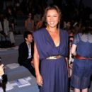 Vanessa Williams: attends the Carlos Miele Spring 2013 fashion show during Mercedes-Benz Fashion Week at The Stage at Lincoln Center