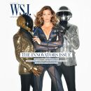 Daft Punk, Gisele Bündchen - Wsj Magazine Cover [United States] (November 2013)
