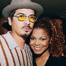 Janet Jackson and Rene Elizondo
