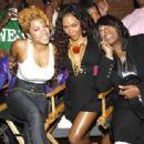 Missy Elliott and Lil' Kim