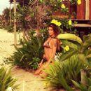 Belen Rodriguez Sportweek Dreams Bikini Photoshoot 2014