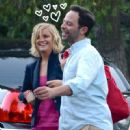 Amy Poehler and Nick Kroll - 450 x 585