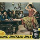 Young Buffalo Bill (1940) Movie Posters and Lobby Cards