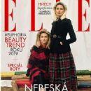 Elle Czech October 2019 - 454 x 606
