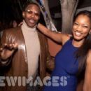 Garcelle Nilon and Jamie Foxx - 454 x 303