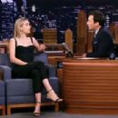 Vanessa Kirby – On 'The Tonight Show Starring Jimmy Fallon' in NYC
