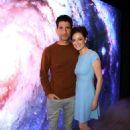 Lara Pulver – 'Lost in Space' Premiere in Los Angeles
