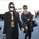 Kendall Jenner Seen at LAX