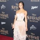 Misty Copeland – 'The Nutcracker And The Four Realms' Premiere in LA - 454 x 600