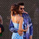 Selena Gomez and The Weeknd – 2017 Coachella Music Festival in Indio