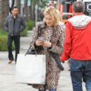 Kelly Rutherford is seen out and about in West Hollywood Ca January 10, 2017