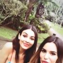 Victoria Justice and Madison Reed in Bikini – Hot Personal Pics