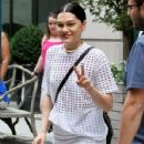 Jessie J is spotted out and about on September 4, 2015 in New York City - 428 x 600