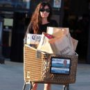 Shannen Doherty - Leaving Vons Supermarket After Doing Her Grocery Shopping, 15.09.2008.
