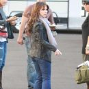 "Jennifer Love Hewitt - On the ""The Lost Valentine"" set, 17.11.2010."