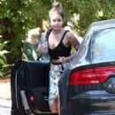 Vanessa Hudgens Spotted Out In La