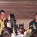Steven Seagal and Erdenetuya Batsukh