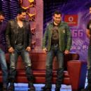 Akshay & John Promote Desi Boyz At Bigg Boss 5 With Salman Khan and Sanjay Dutt