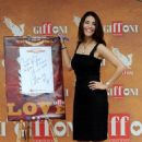 Caterina Murino - Giffoni Experience 2010 On July 26 In Giffoni Valle Piana, Italy - 454 x 694