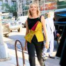 Kate Upton – Arriving at Bravo Studios in New York