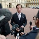 Benedict Cumberbatch-November 10, 2015-Investitures at Buckingham Palace