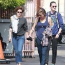 Kristen Stewart Street Style Out In La