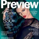Georgina Wilson - Preview Magazine Pictorial [Philippines] (September 2013)