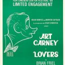 Art Carney in the play LOVERS! - 382 x 600