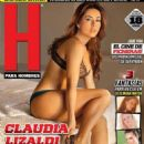 Claudia Lizaldi - Hombre Magazine Pictorial [Mexico] (April 2012)