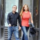 Michael Le Vell and Louise Gibbons - 454 x 574