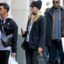 Sophie Turner, Joe and Nick Jonas – Out in New York