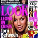 Leona Lewis - Look Magazine Cover [United Kingdom] (3 August 2009)