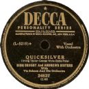 Bing Crosby - Quicksilver / Have I Told You Lately That I Love You?