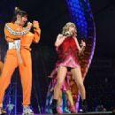 Taylor Swift – Performs at Reputation Stadium Tour in Tokyo