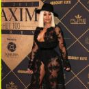 Blac Chyna at The Maxim Hot 100 Party in Los Angeles, California - June 24, 2017 - 454 x 684