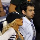 Christina Bratman - New York Yankees/Baltimore Orioles Game, August 16 2006