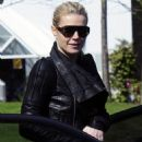 Gwyneth Paltrow - Out And About In London - Apr 1 2010