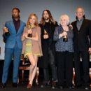 Jared Leto attends the 29th Santa Barbara International Film Festival Virtuosos Award February 4, 2014 in Santa Barbara, Ca