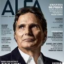 Nelson Piquet - Alfa Magazine Cover [Brazil] (January 2013)