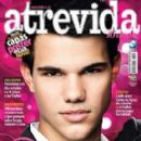 Taylor Lautner, New Moon - Atrevida Magazine Cover [Brazil] (1 December 2009)