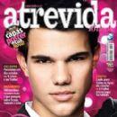 Taylor Lautner, New Moon - Atrevida Magazine Cover [Brazil] (1 December 2009)