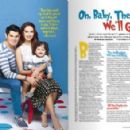 Richard Gutierrez, Sarah Lahbati - Smart Parenting Magazine Pictorial [Philippines] (July 2014)