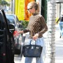 Sofia Richie – Shopping at the Prada store in Beverly Hills