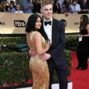 Ariel Winter and Levi Meaden- 23rd Annual Screen Actors Guild Awards - Arrivals